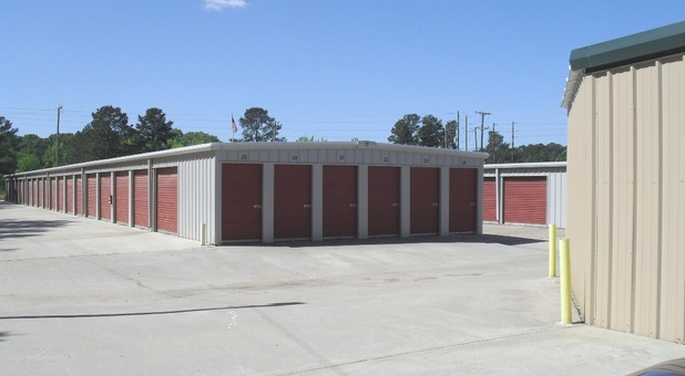 Wde Driveways for Easy Self Storage Access