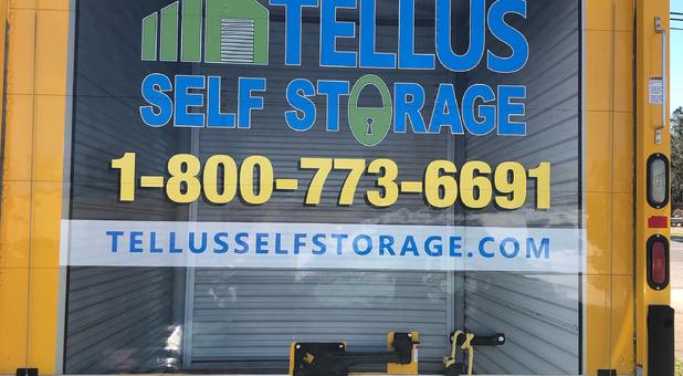 Self Storage Moving Truck Brandon, MS