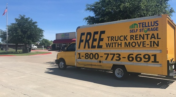 Free Move In Truck