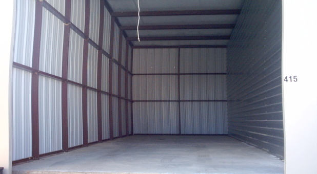 Large Self Storage Units Available