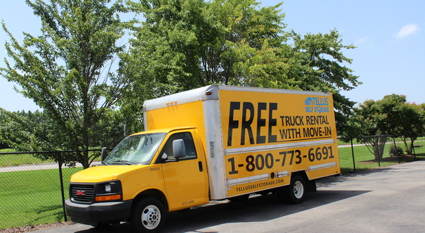 Self Storage Truck Rental