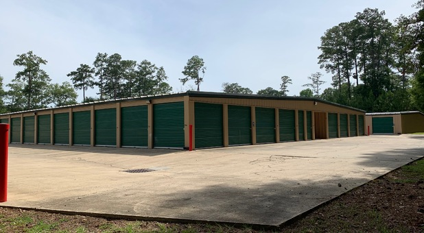 Non Climate storage units covington