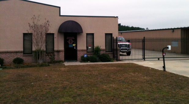 Self Storage in Hattiesburg, MS