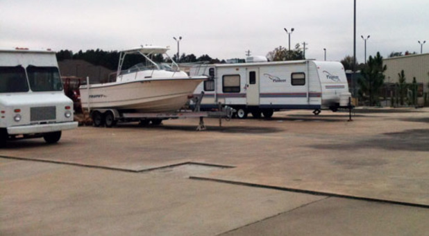 rv car and boat storage available