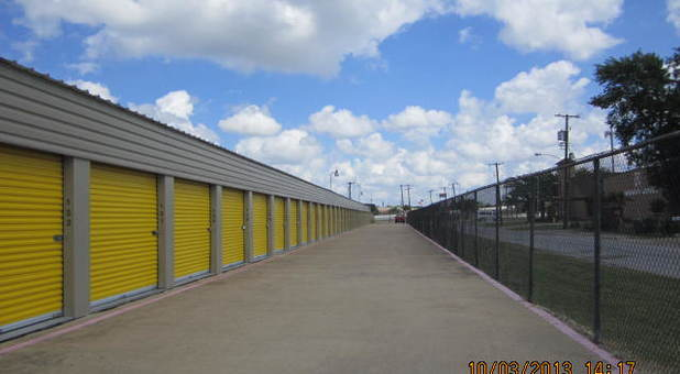 Self Storage In Dallas, TX