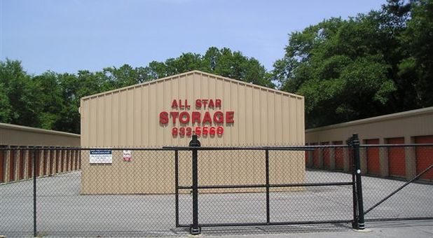 Self Storage in Gulfport, MS