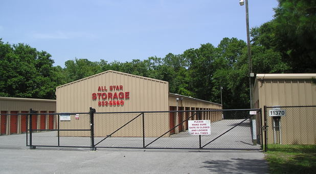 Self Storage Units Near Gulfport, MS