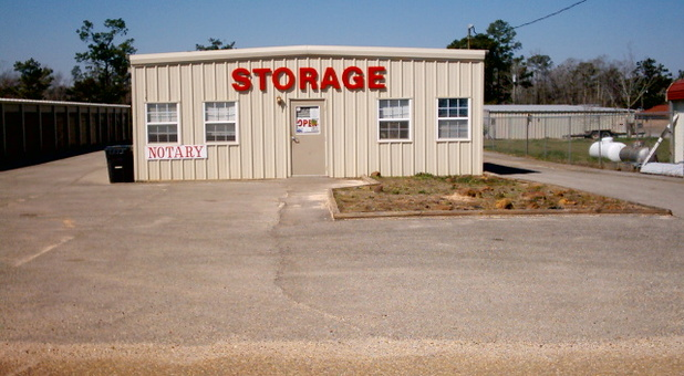 Self Storage Building