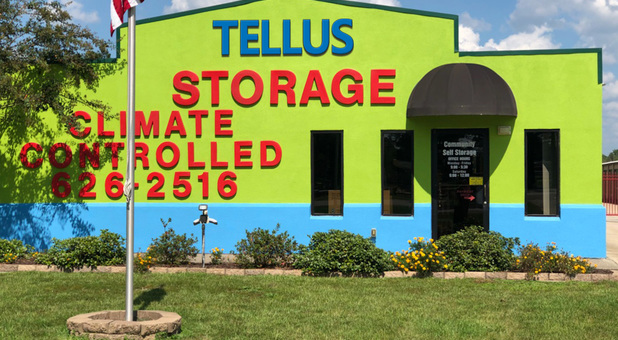 Tellus Self Storage- Spanish Fort