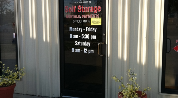 Self Storage Office
