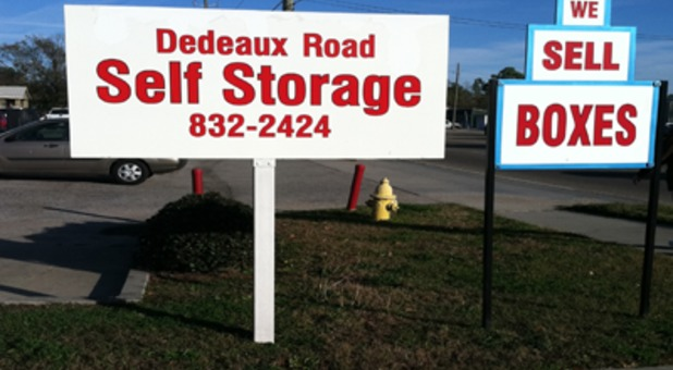 Self Storage Supplies