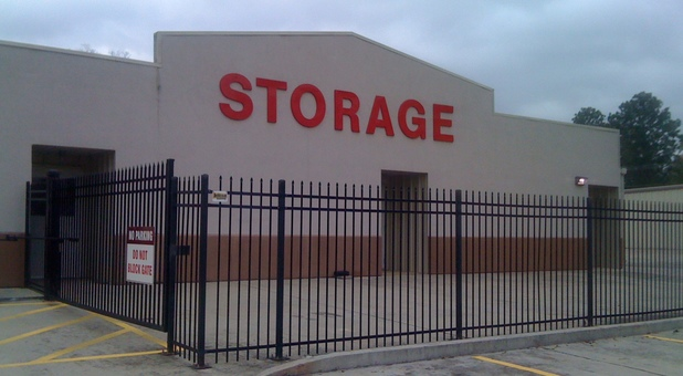 Gated Self Storage