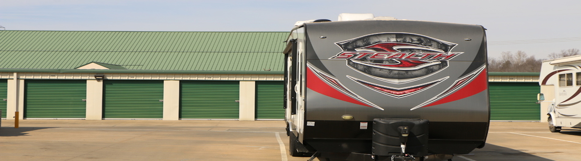 RV Storage in Broken Arrow, OK