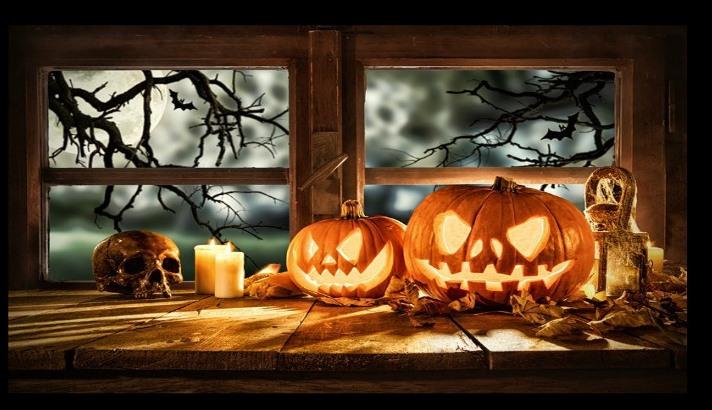 Halloween storage