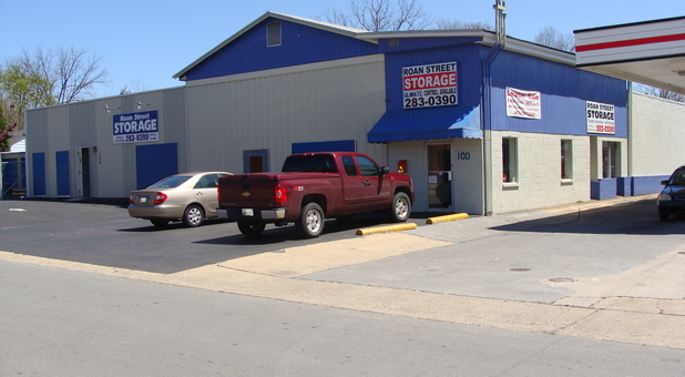 Self Storage in Johnson City, TN