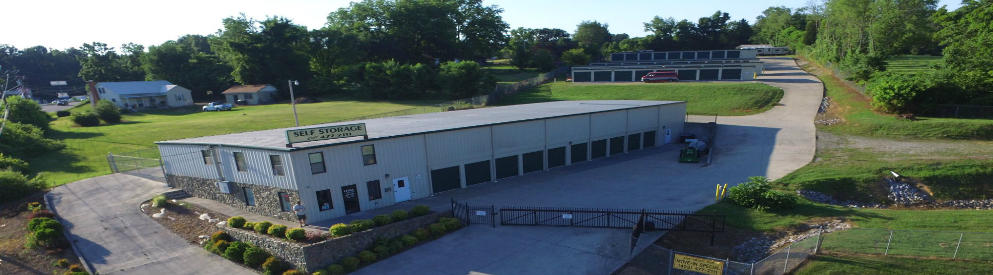 Self Storage Facilities in Johnson City, TN