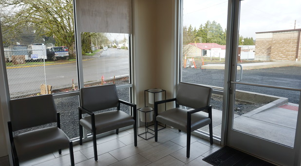Waiting/Seating Area