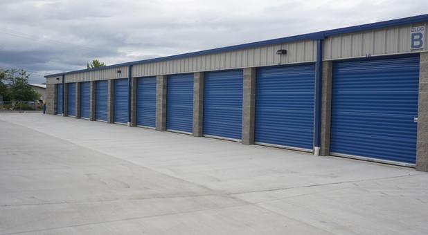 Storage Units - Exterior