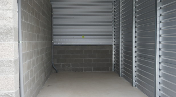 Storage Unit - Interior