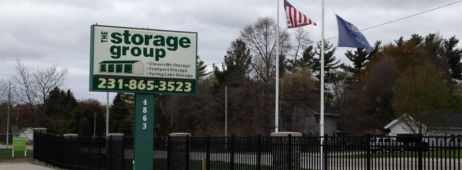 Self storage in Michigan