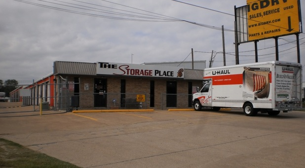 Self Storage In Seagoville Texas The Storage Place