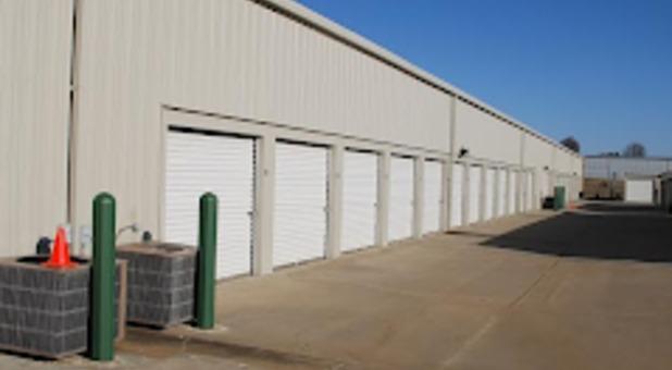 Convenient Drive Up Storage Units