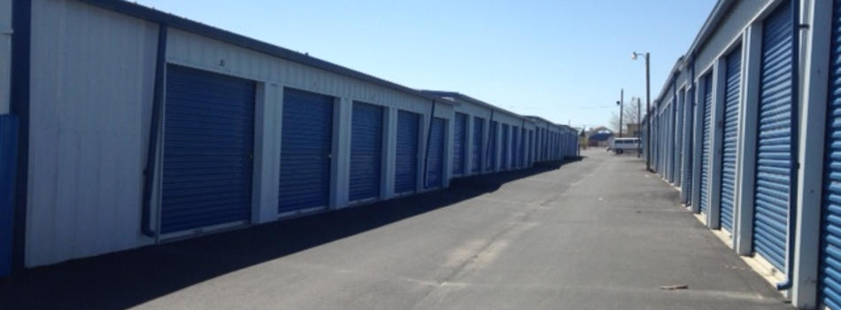 Self storage in Twin Falls, ID