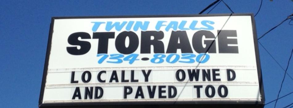 Twin Falls Storage