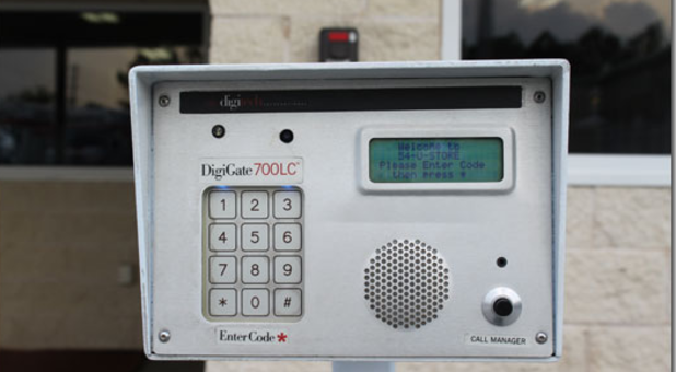 Keypads Provide Access and Security