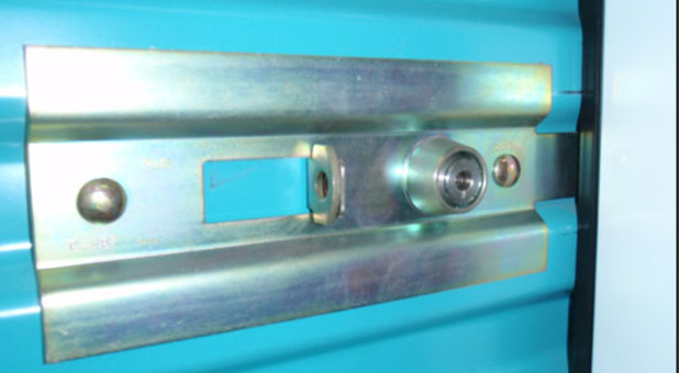 High Security Latches and Locks