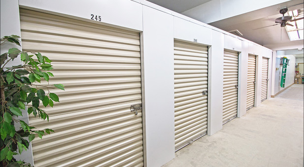 Rockford Storage Climate Controlled Interior Units
