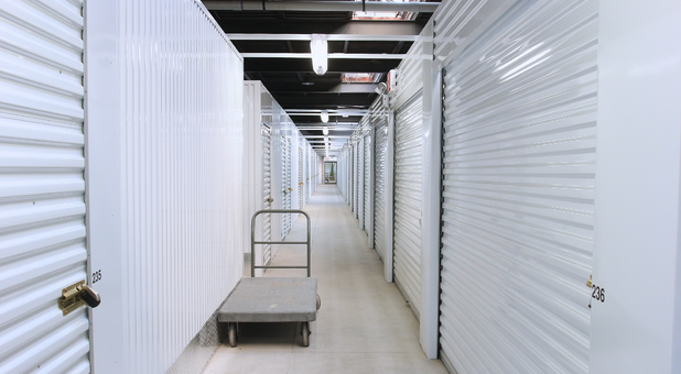 U-Stor-It Self Storage of Beverly Loading Carts