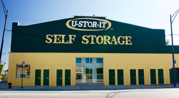 U-Stor-It Self Storage of Beverly  Front Building