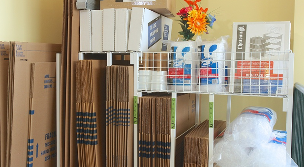 U-Stor-It Self Storage Streamwood, IL Supplies and Boxes