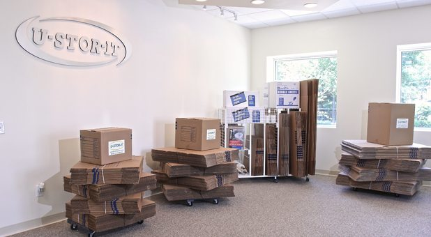 U-Stor-It Self Storage Moving Boxes & Packing Supplies