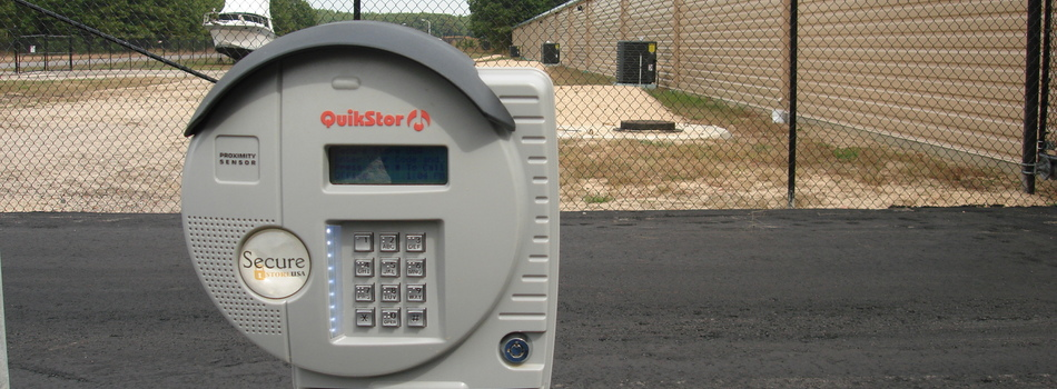 24 Hour Keypad Access Controlled Gates