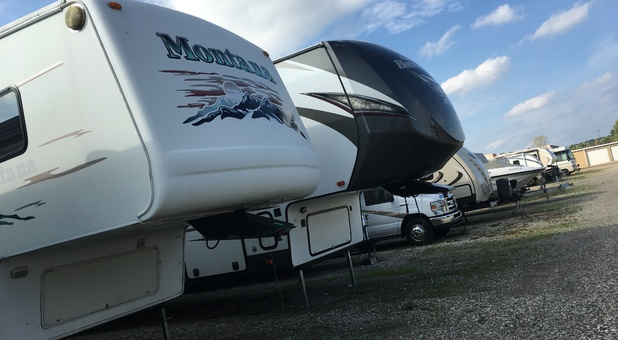 RV & Boat Storage Available at U-Store Brighton, MI