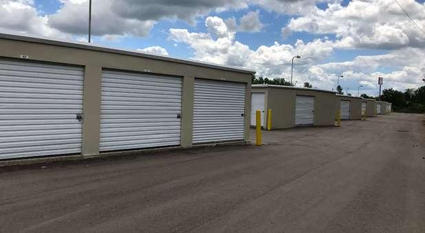 Outdoor storage Storage Units in Davison, MI