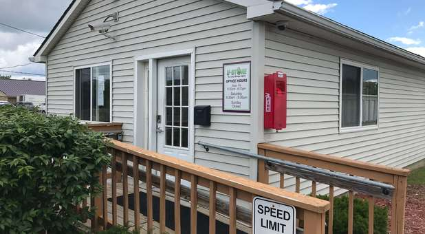 Front office for U-Store Self Storage