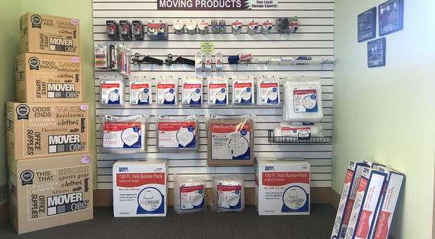 Boxes and Packing Supplies U-Store Fenton
