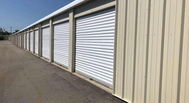 Storage Units Fenton MI