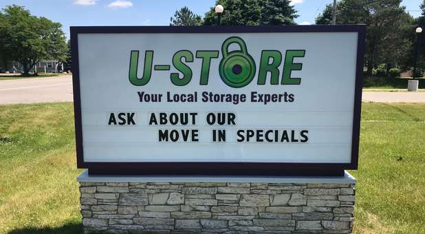 U-Store MI Storage Units Near Holly, MI