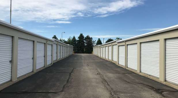 Drive Up Units Available at U-Store Saline