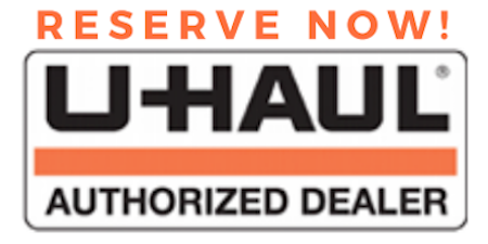 Click on the uhaul image to reserve your uhaul truck near Holland, OH