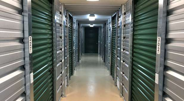 Climate Controlled Storage Units in Richland, MI
