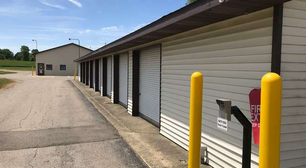 Secure Storage Units 49224