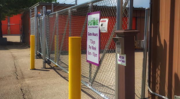 Gate Codes Security for Secure Self Storage Units in Kentwood, MI