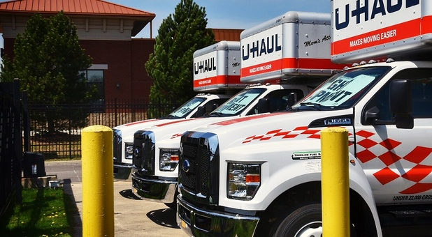 U-Haul Trucks Available at U-Store Walled Lake!