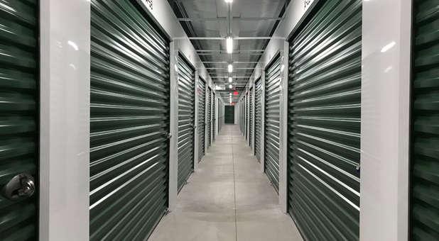 Interior Units U-Store Kalamazoo, MI