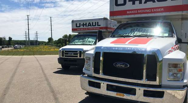 U-Haul Rentals at U-Store Self Storage in Kalamazoo MI